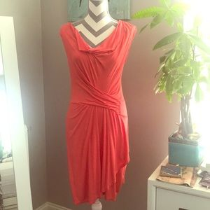 Coral Express petite small cotton dress